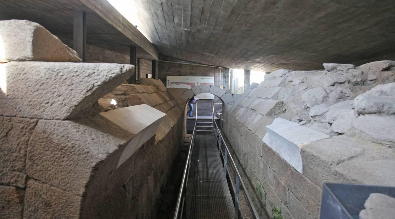 Ruínas Arqueológicas da Praça da República
